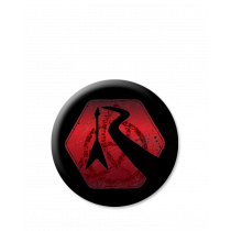 Red Logo Button